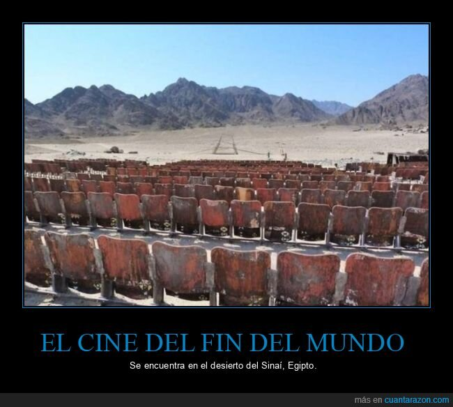 cine,desierto,egipto,sinaí