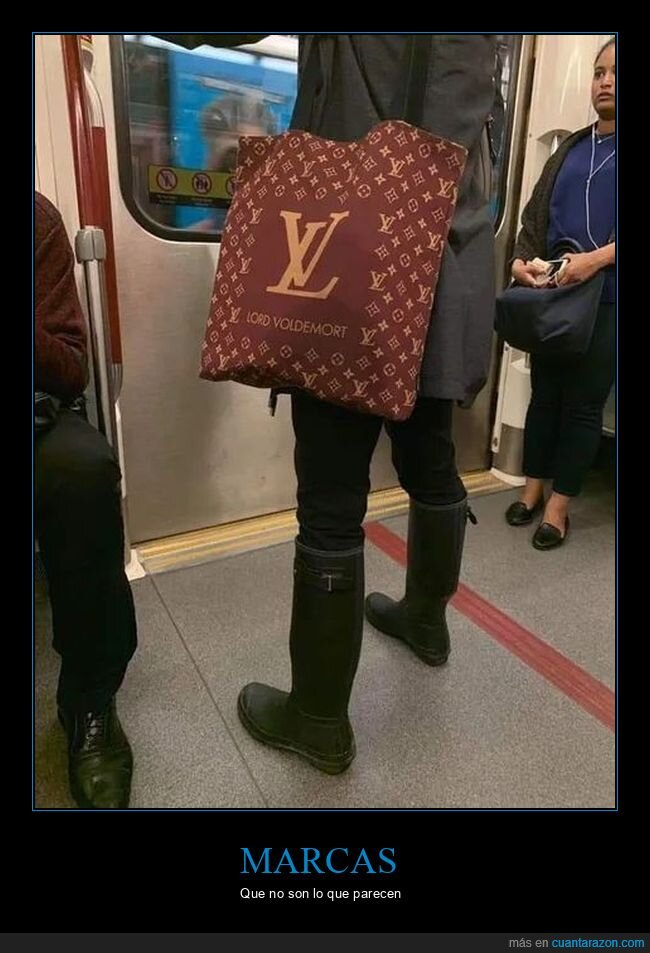 bolso,harry potter,louis vuitton,voldemort,wtf
