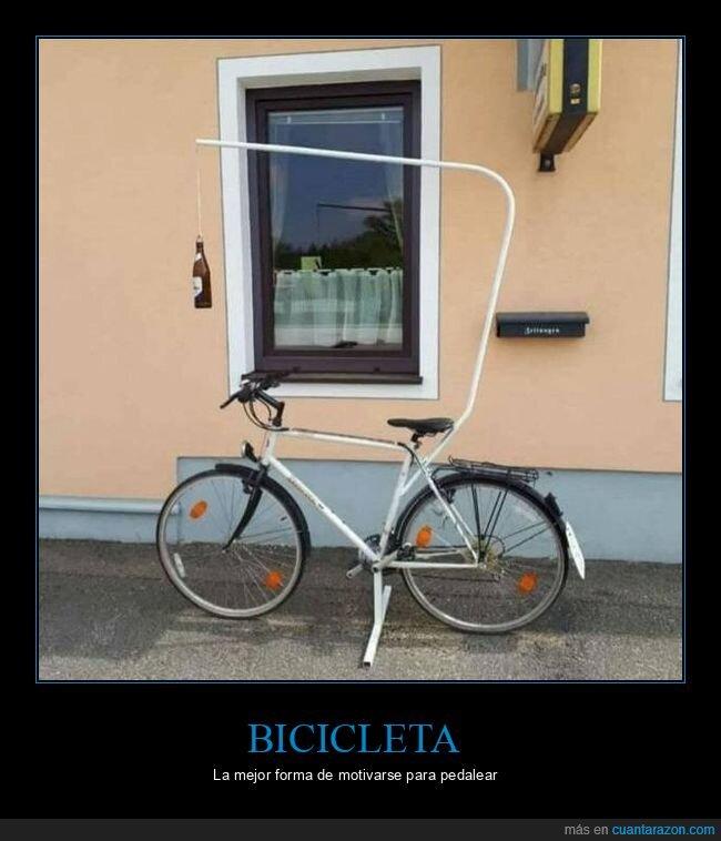 bicicleta,cerveza,wtf