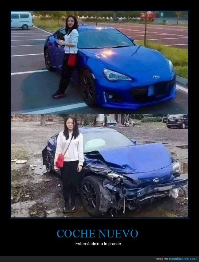 accidente,coche,fails,nuevo
