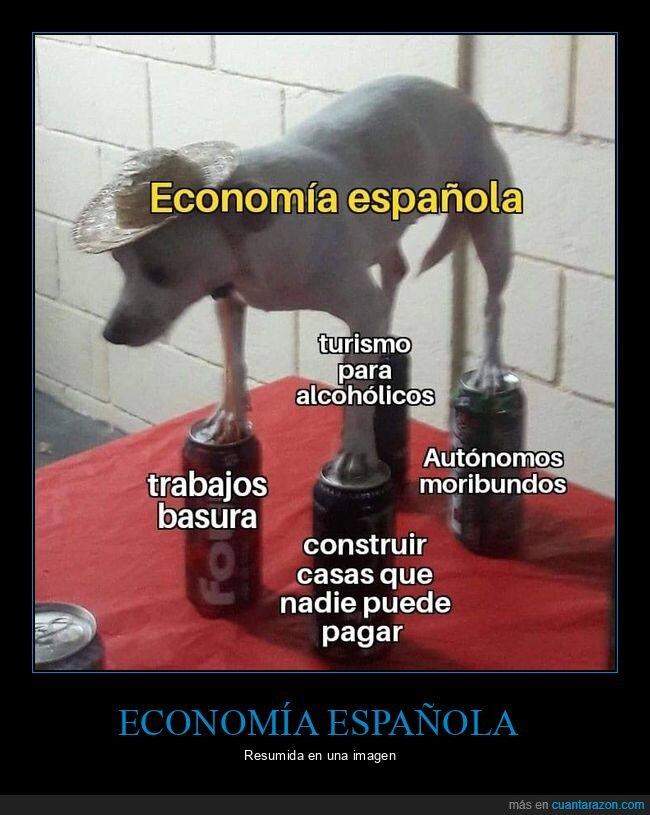 economía,españa