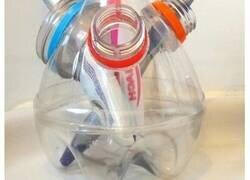 Enlace a Interesantes ideas de reciclaje que puedes poner en práctica en tu hogar