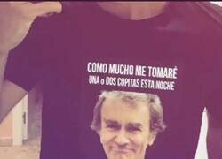 Enlace a La mejor camiseta de Fernando Simón