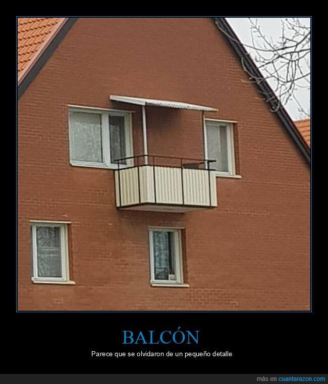 balcón,casa,fails