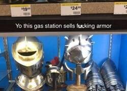 Enlace a Lo típico que venden en las gasolineras
