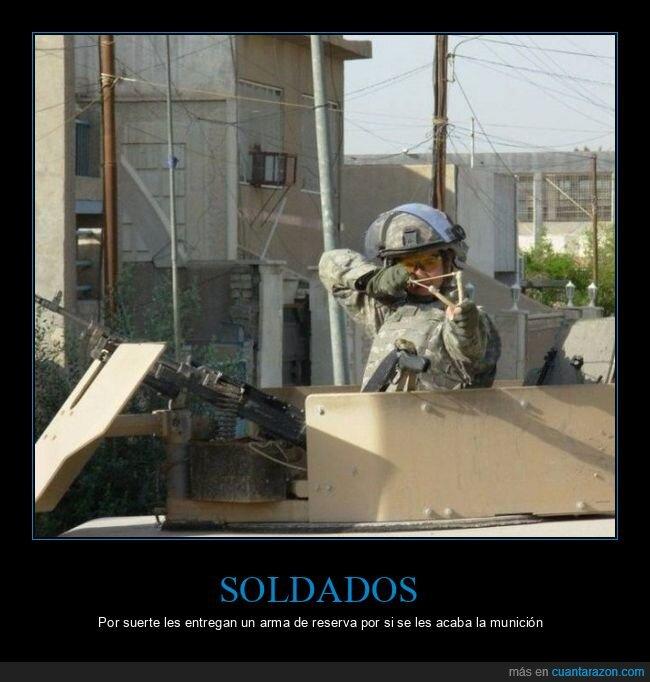 soldado,tirachinas,wtf