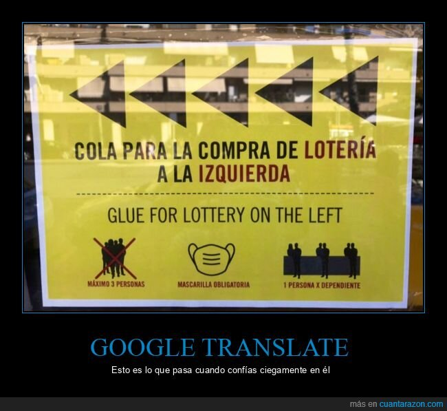 cola,fails,glue,google translate,traducción