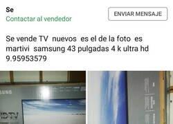 Enlace a Se vende TV es martivi
