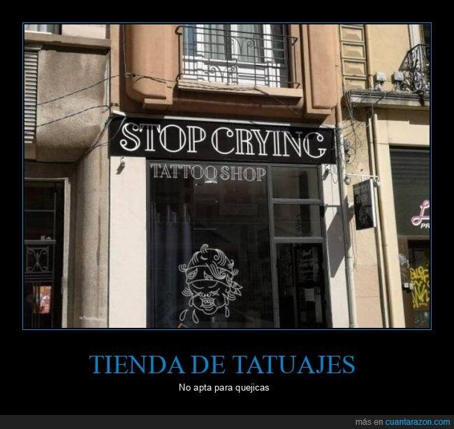 dejar de llorar,nombre,tatuajes