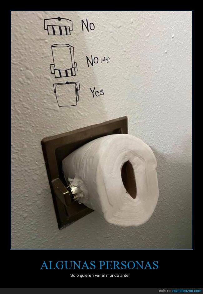 papel higiénico,wtf