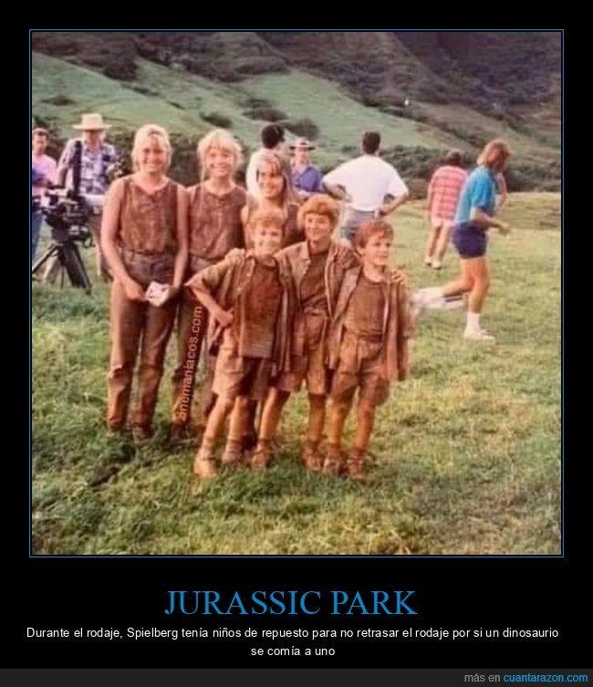 comer,dinosauurio,jurassic park,niños,repuesto