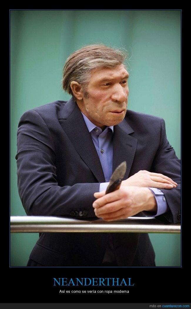moderna,neanderthal,ropa