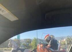 Enlace a Cuadriga de carretera
