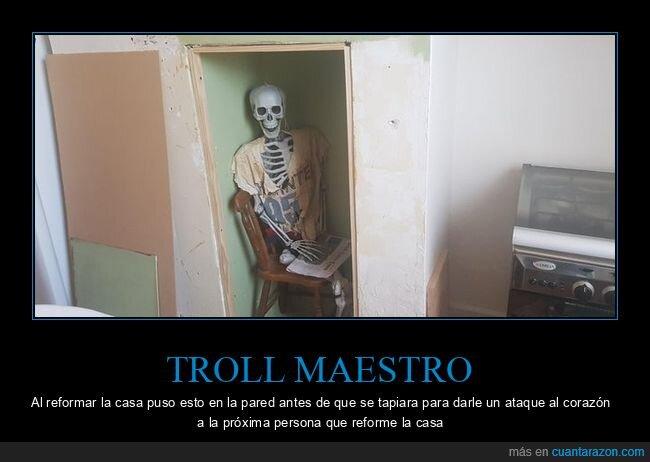 casa,esqueleto,pared,reforma,trolling