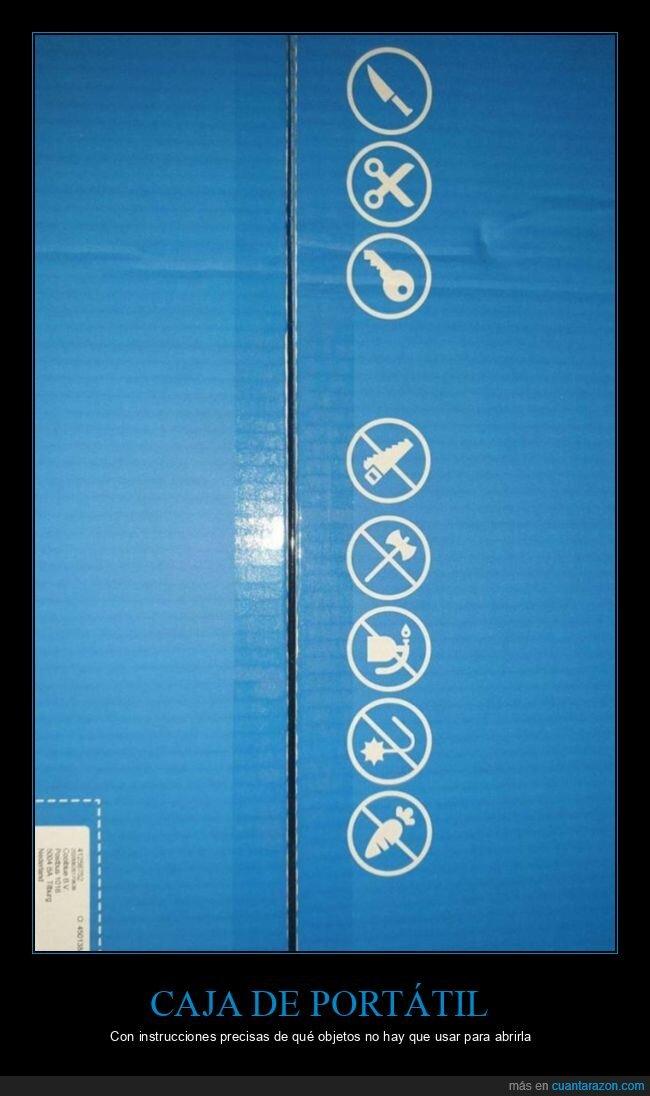 abrir,caja,portátil,wtf