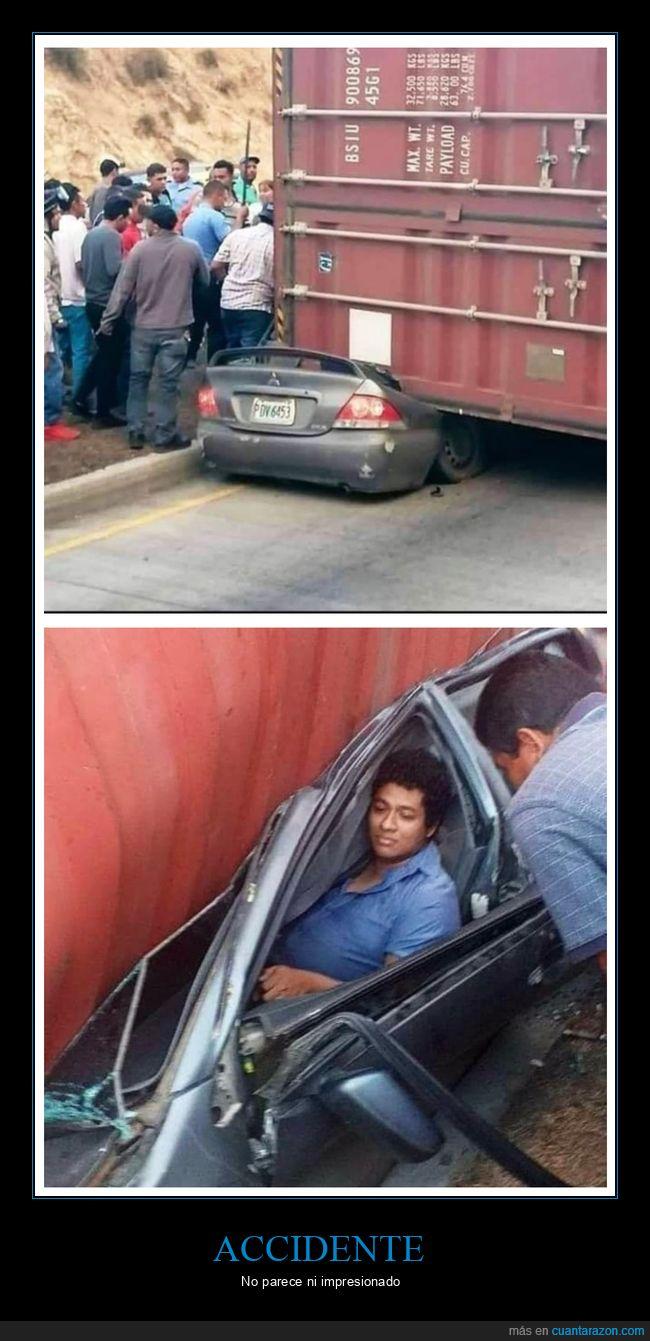 accidente,coche,contenedor,fails,wtf