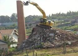 Enlace a Un artesano de las demoliciones