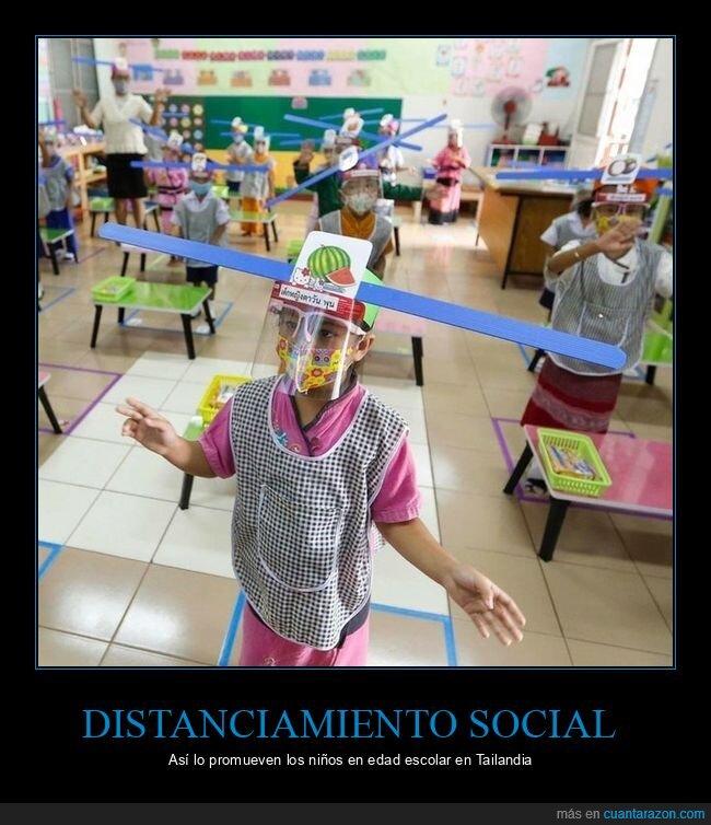 coronavirus,distanciamiento social,niños