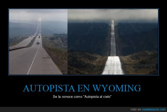 autopista,highway to heaven