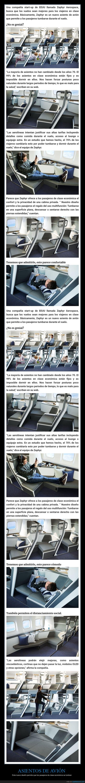asientos,avión,diseño,tumbarse
