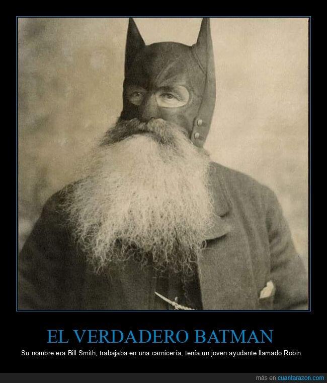 batman,bill smith,carnicería