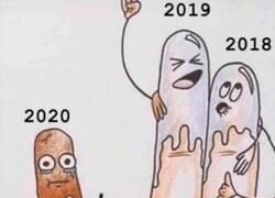 Enlace a Pobre 2020...