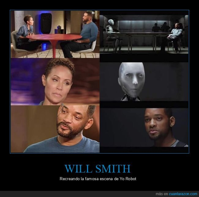 cuernos,parecidos,will smith,yo robot