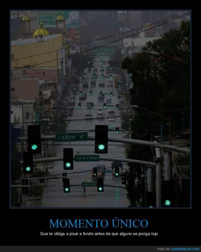 semáforos,verde,wtf