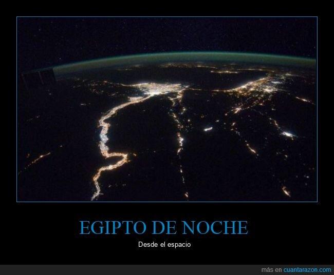 egipto,espacio,noche