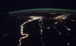 Enlace a En la noche del Delta del Río Nilo