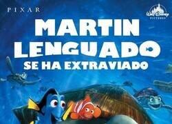 Enlace a Martín Lenguado es mi nuevo personaje de Pixar favorito
