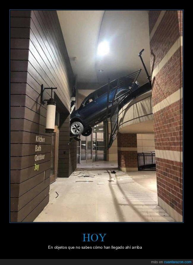 aparcao,coche,piso de arriba,wt