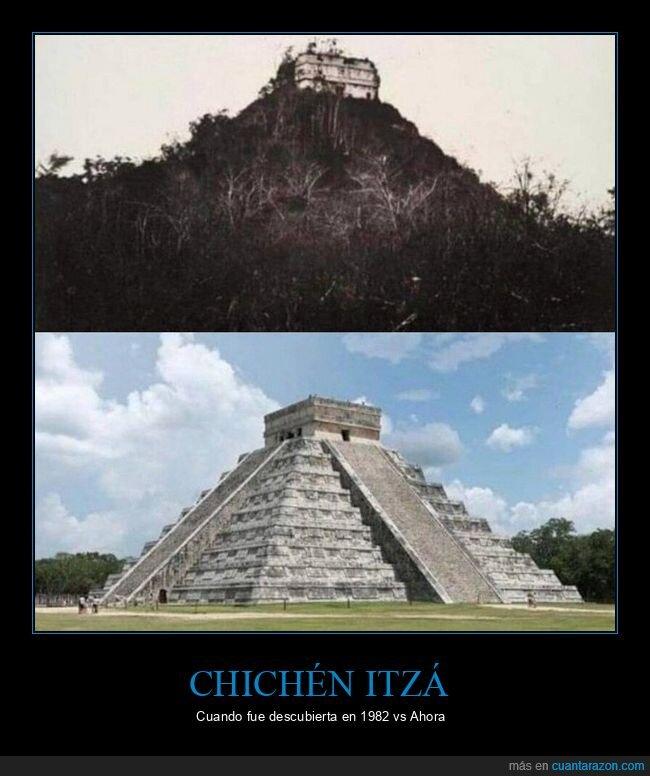 chichén itzá,mexico,pirámide