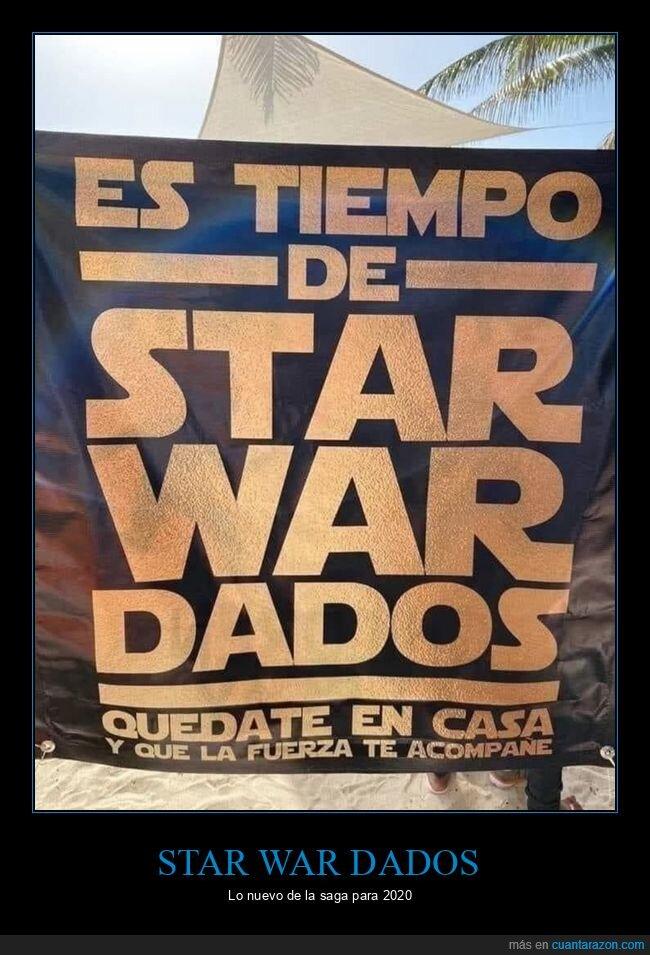 guardados,la fuerza,quedate en casa,star wars