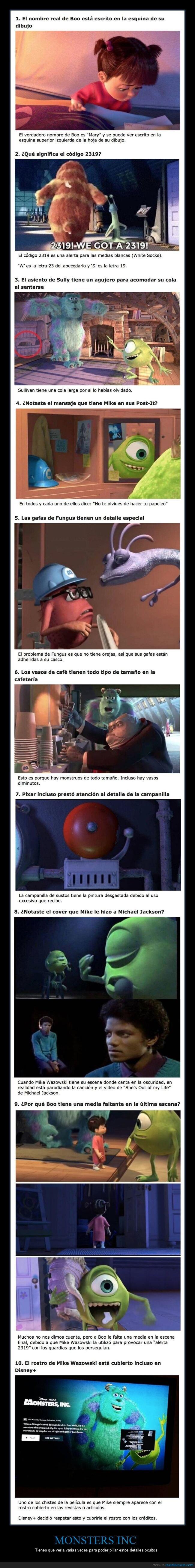 detalles,monsters,pixars