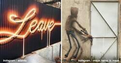 Enlace a Graffitis que son más creativos que el 99% de los graffitis