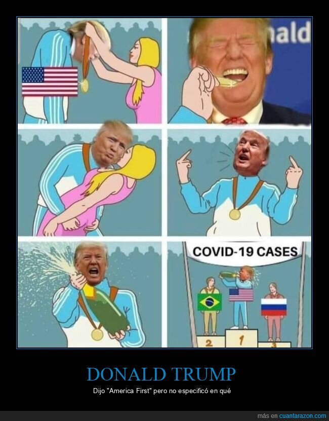 brasil,coronavirus,donald trump,eeuu,políticos,rusia