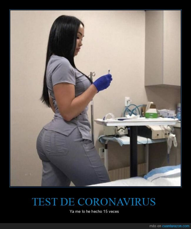 coronavirus,test