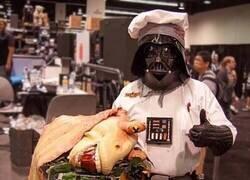Enlace a Un plato que hará las delicias de los fans de Star Wars