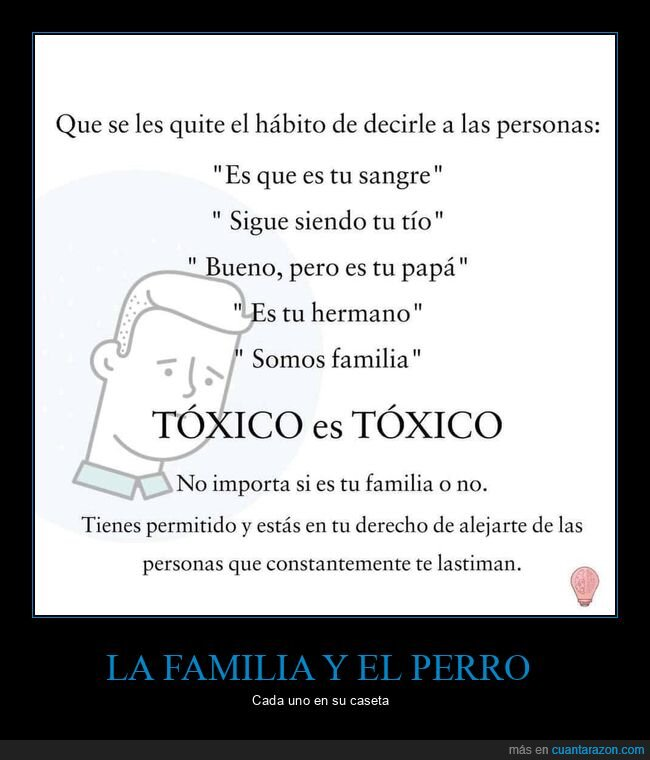 familia,tóxicos