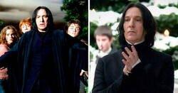 Enlace a Los fans de Harry Potter comparten detalles pequeños pero relevantes que han descubierto sobre Severus Snape