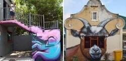 Enlace a Ejemplos de arte callejero tan geniales que deberían pertenecer a un museo