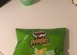 Enlace a Patatas en bolsa como toda la vida y aún así resulta extraño