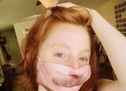 Enlace a El bigote siempre queda bien