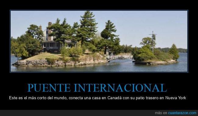 canadá,casa,eeuu,internacional,patio,puente
