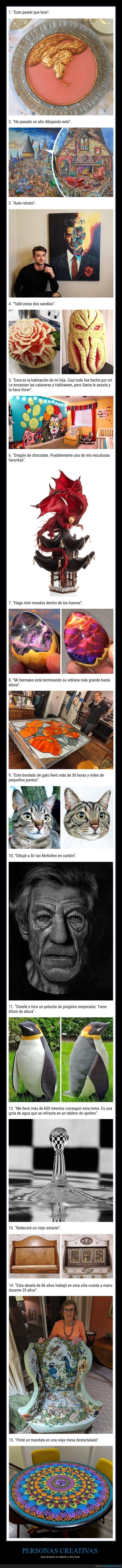 creativos,talento