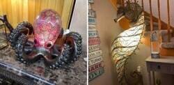Enlace a Personas comparten las lámparas mas geniales que han encontrado en tiendas de segunda mano