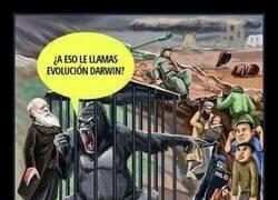 Enlace a ¿Evolución o involución?