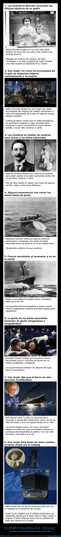 hundimiento,supervivientes,titanic