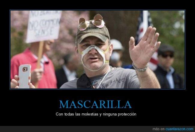 coronavirus,fails,mascarilla